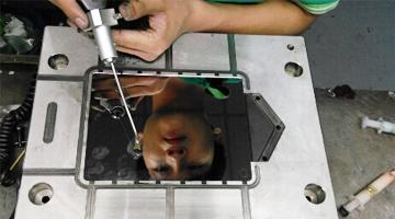 塑胶模具省模抛光的广义和狭义的定义