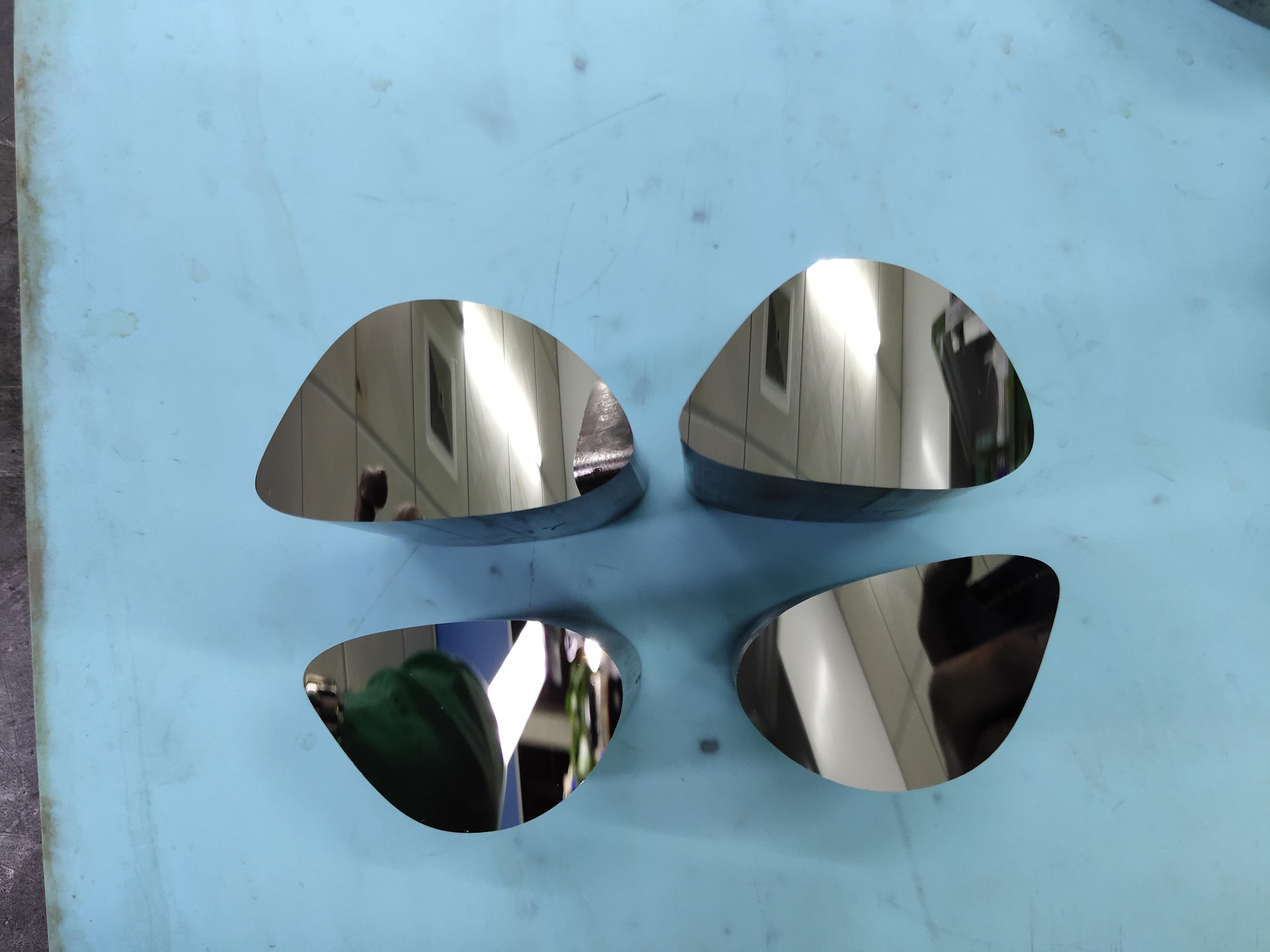 眼镜镜片模具抛光