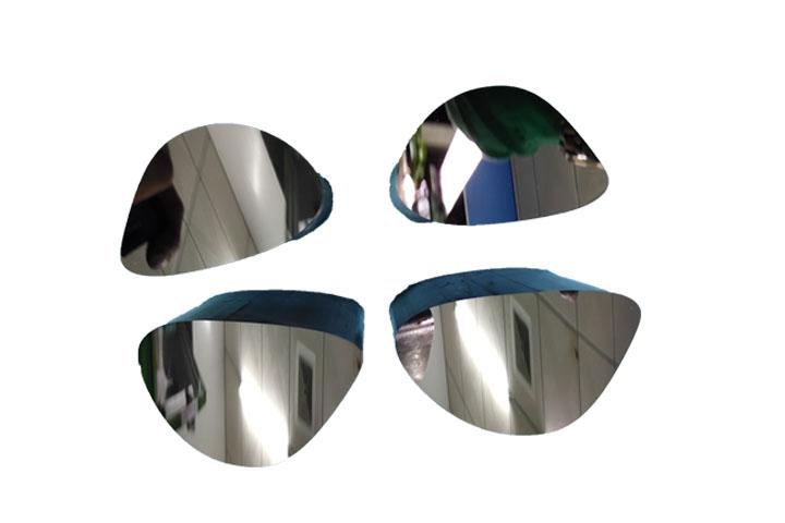 眼镜镜片模具平面研磨