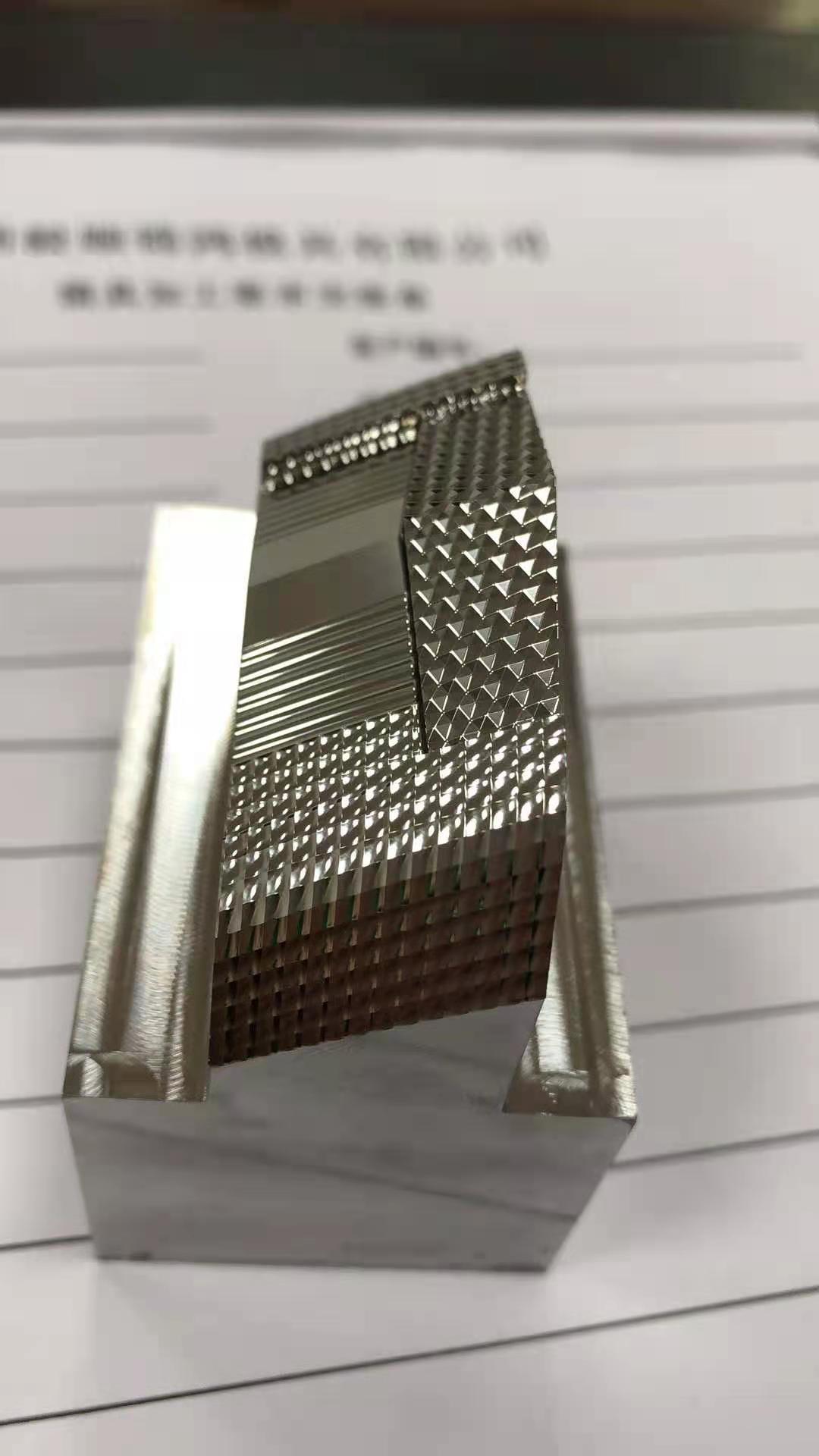 五轴CNC镜面加工-精密模具